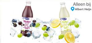 Probeer één fles Hero Water &, gekocht bij Albert Heijn voor €0,50 dmv cashback