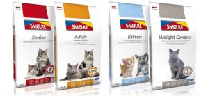 Probeer Smølke kattenvoeding Gratis