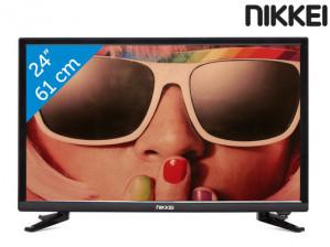 """Nikkei 24"""" Full HD TV voor €99,95"""