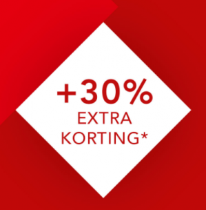 Didi sale met 30% extra korting