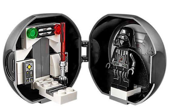 Darth Vader™ pod bij elke LEGO® Star Wars™ aankoop Gratis