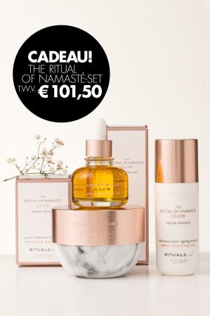 8x het blad Vogue met Luxe Skincareset van Rituals voor €51,95