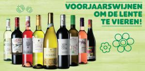 Diverse wijnen met 49% korting