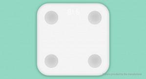 Xiaomi Mi Smart Bluetooth V4.0 Weegschaal voor €24,18