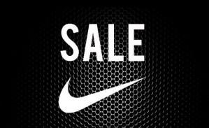 Nike sale met 50% korting en gratis verzending