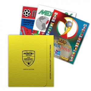 €12 korting op Panini Heritage FIFA World Cup Sticker Collection (Limited Edition)