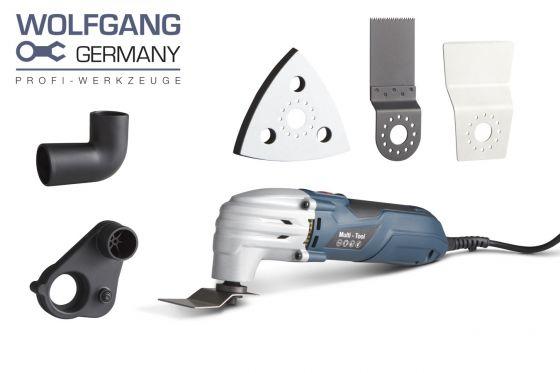 Wolfgang multitool met snoer voor €29,95