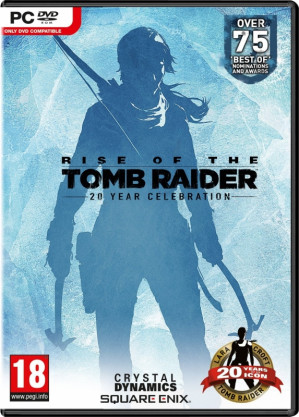 Rise of the Tomb Raider 20 Year Celebration voor €11.39