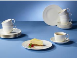 Villeroy & Boch For Me Koffieset - 18-Delig voor €40