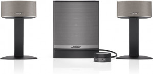 Bose Companion 50 - 2.1 speakerset - Donker grijs voor €314,99