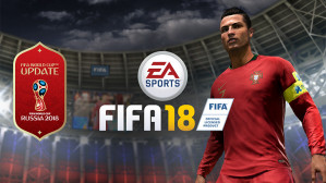 Aankondiging: gratis FIFA 18 World Cup update