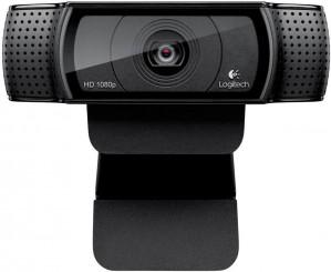 Logitech C920 - HD Pro Webcam voor €39