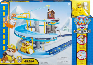 PAW Patrol Rubble's Mountain Rescue - Speelset voor €25,99