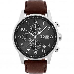 Hugo Boss heren Navigator Chronograph horloge 1513494 voor €149