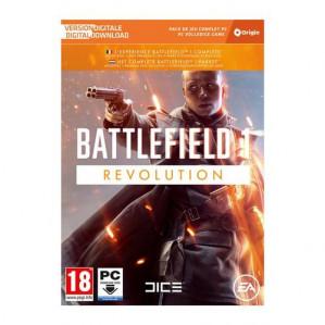 Battlefield 1 Revolution - download code voor €14,99