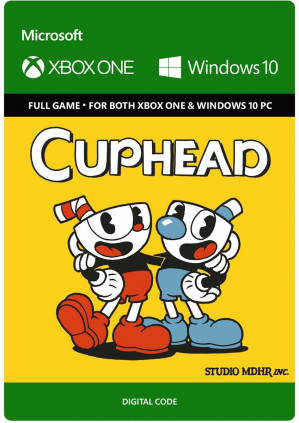 Cuphead - Xbox One / Windows voor €15,99