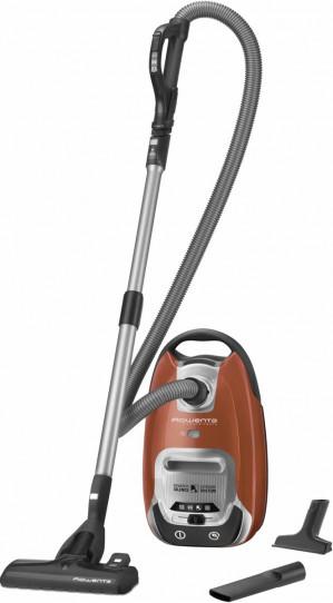 Rowenta Silence Force 4A RO6432 - Stofzuiger met zak - Oranje voor €129