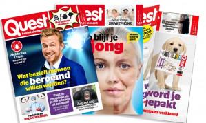 6 nummers Quest Magazine voor €16,95
