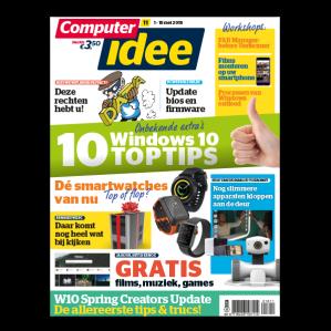 Ontvang 3x een gratis magazine of 1 special naar keuze Gratis