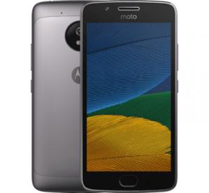 Moto G5 XT1676 16GB Dual sim (SIMLOCKVRIJ)-Space Grey voor €149