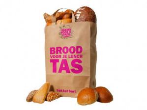 Bakker Bart Broodtas voor €3,50