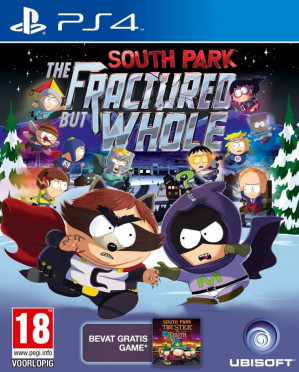 South Park the Fractured But Whole voor €27,99