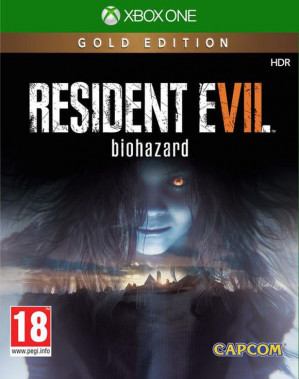 Resident Evil VII Gold Edition Nordic voor €19,95