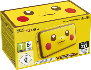 New Nintendo 2DS XL console - Pikachu Edition - 2DS voor €115