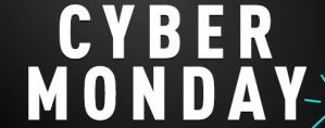 Cyber Monday bij Bax-Shop met diverse kortingen