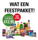 Feestdagen Boodschappenpakket  voor €12,95