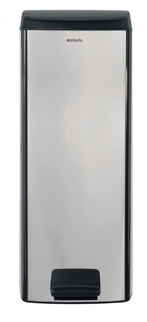 Brabantia pedaalemmer 25 liter brilliant steel voor €56,43