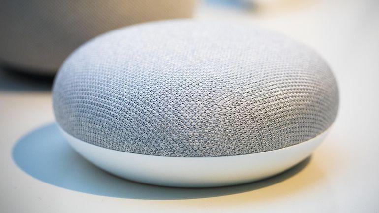 Google Home Mini Smart Speaker en Home Assistant voor €39,99