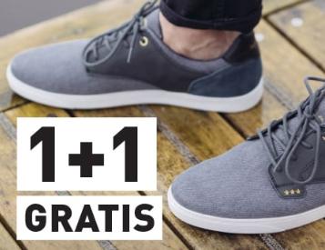 Geselecteerde schoenen 1+1 gratis