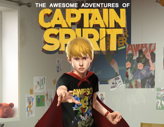 The Awesome Adventures of Captain Spirit Gratis