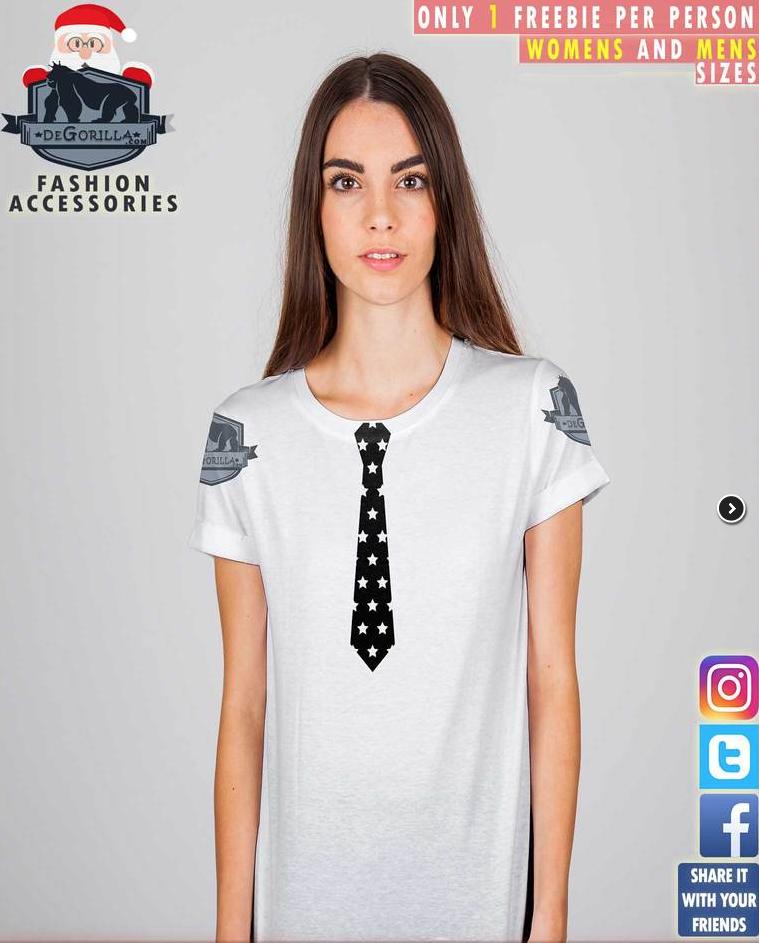 Bestel een gratis T-shirt bij Degorilla.com