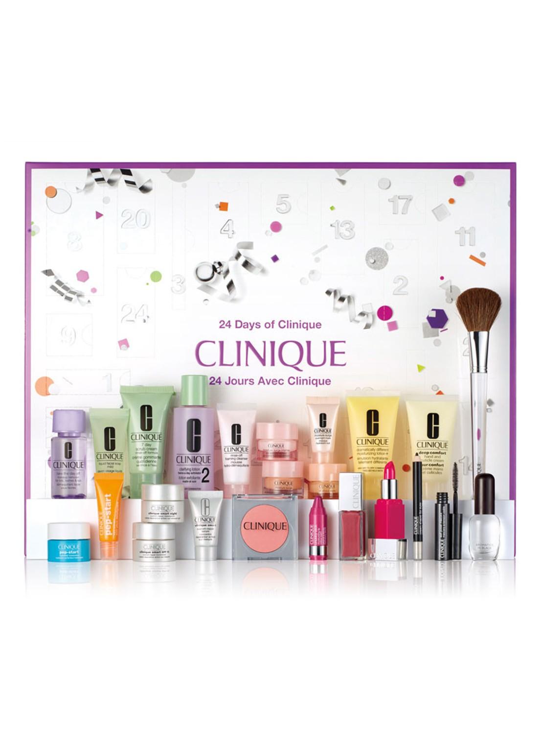 24 Days of Clinique - adventskalender voor €48,30