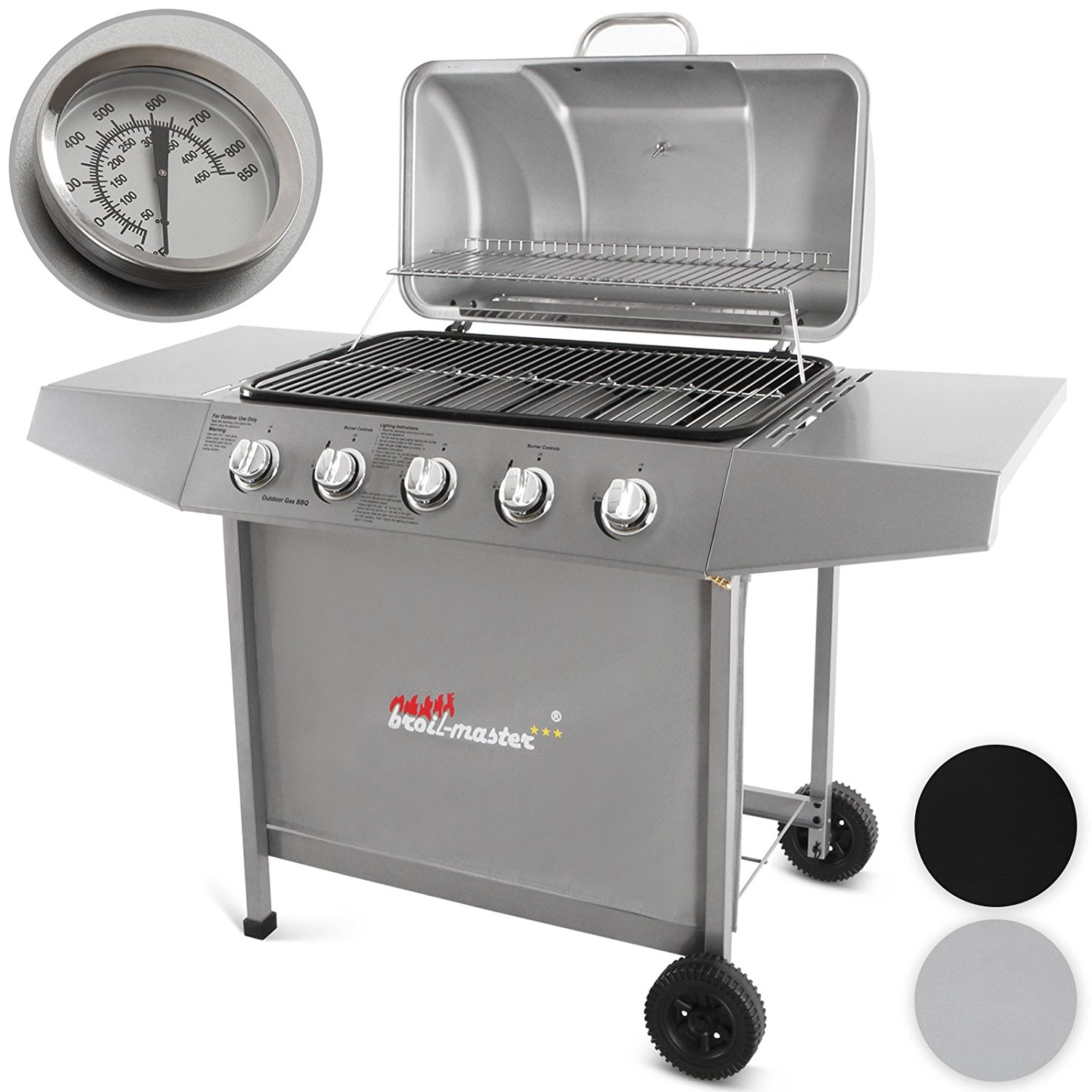 Broil-master Gasgrill BBQ voor €99,95