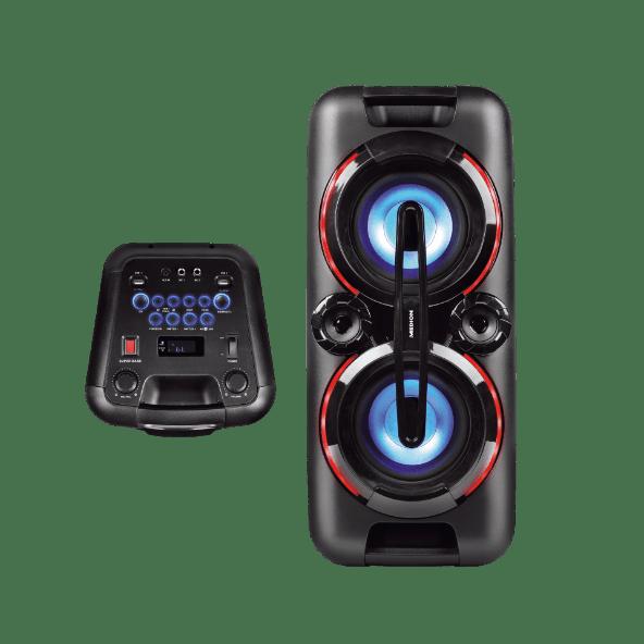 Party-soundsystem met Bluetooth 2x 220 W voor €89,99
