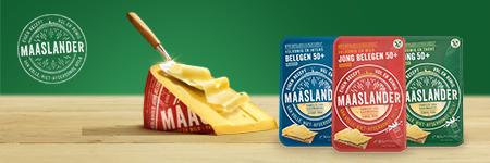 Probeer Maaslander 50+ plakken gratis dmv cashback