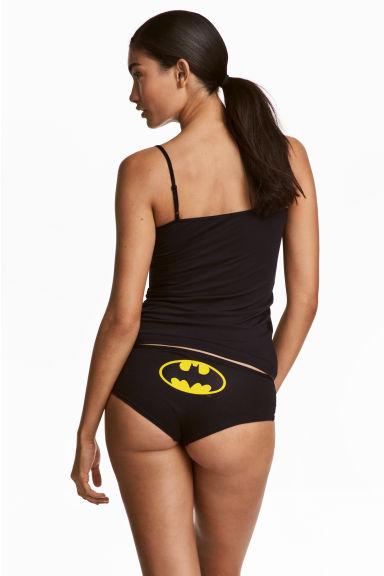 Set van 3 katoenen Batman hipsters voor €2,79