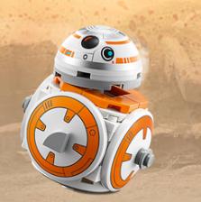 20% korting op geselecteerde LEGO® Star Wars™ sets met Gratis Star Wars BB-8™