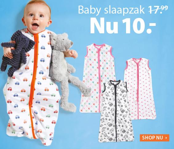 Baby slaapzak voor €10