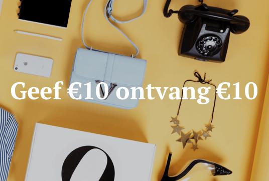 10 euro shoptegoed