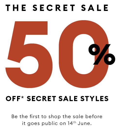 Kortingscode voor 50% korting op alle sale items bij Bananarepublic