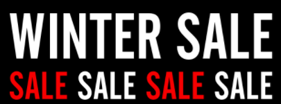 The Sting sale tot 50% korting