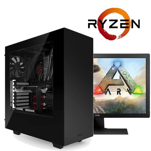 AMD Ryzen 5 1600 desktop gamesysteem voor €379