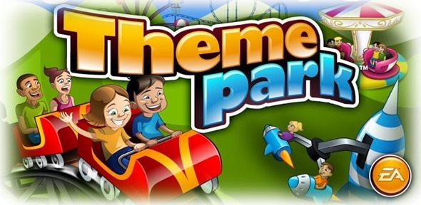 Theme Park pc voor €1,29