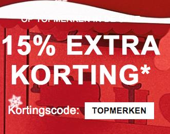 Kortingscode Zalando voor 15% korting op je bestelling