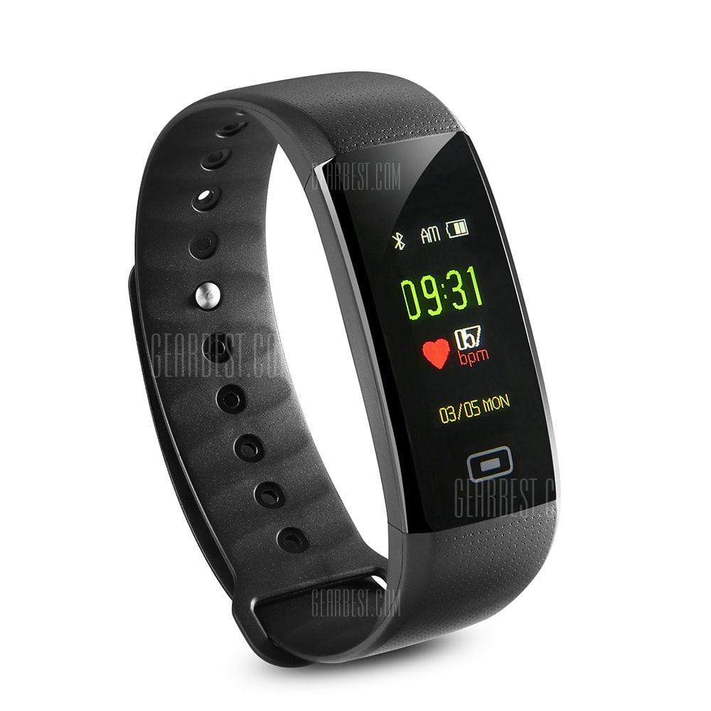 Siroflo M99 Smart Watch Bracelet - BLACK  voor €18,83 d.m.v. code