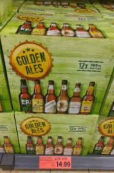 Speciaalbier pakket 12 flessen voor €14,99